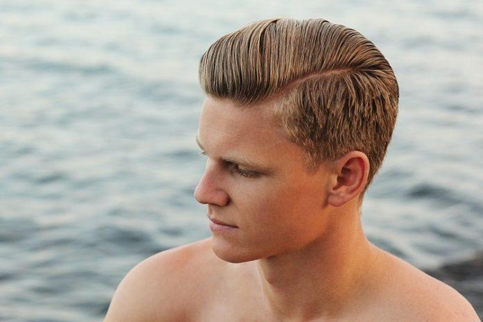 farbowanie włosów u chłopaka