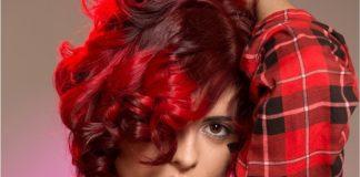 farbowanie włosów raz w miesiącu