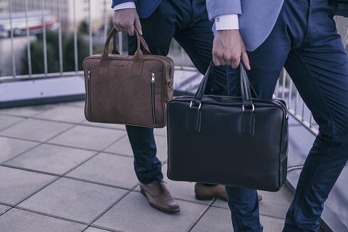 Męska torba weekendowa – idealny zamiennik dla niepraktycznej walizki?