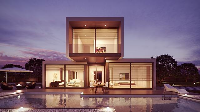 Stylizowany dom