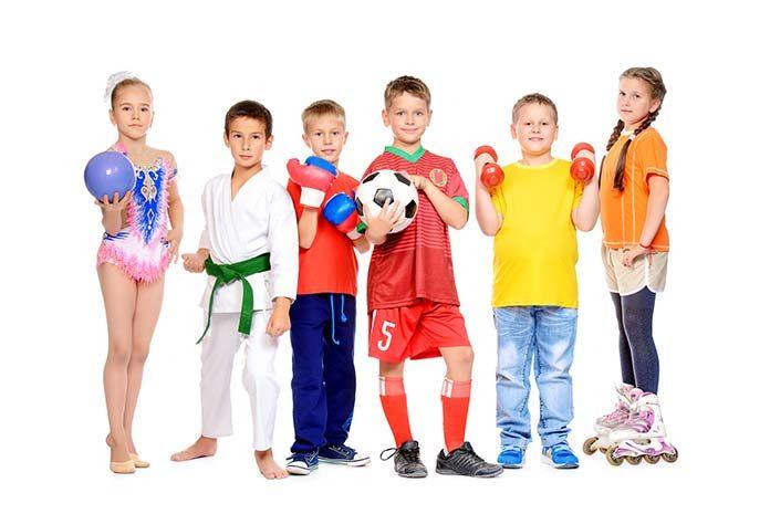 Interesujący obóz sportowy dla dzieci