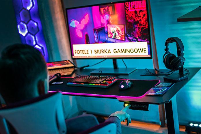 Biurko komputerowe na wymiar - wszystko co musisz o nim wiedzieć