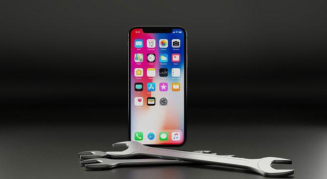 Usterka iPhona