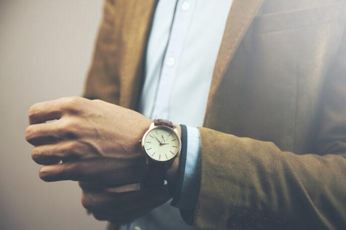 zakup męskiego zegarka