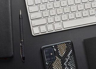 skórzane Samsung Galaxy A51